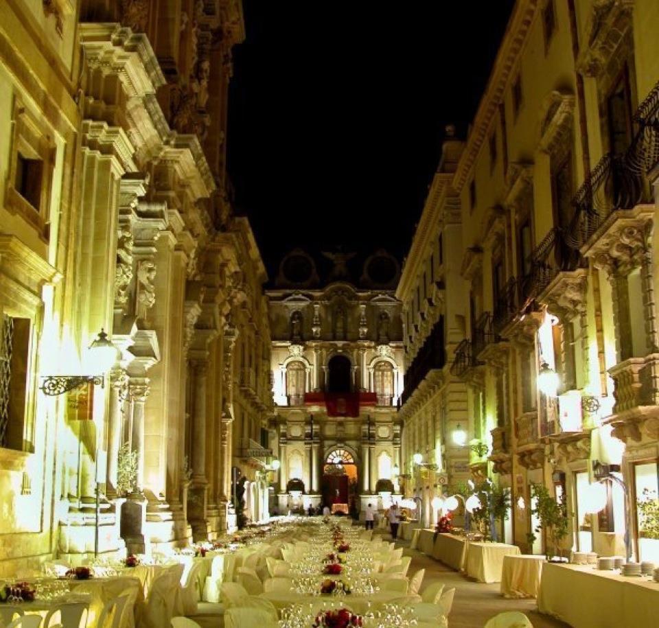 Старинный сицилийский город
